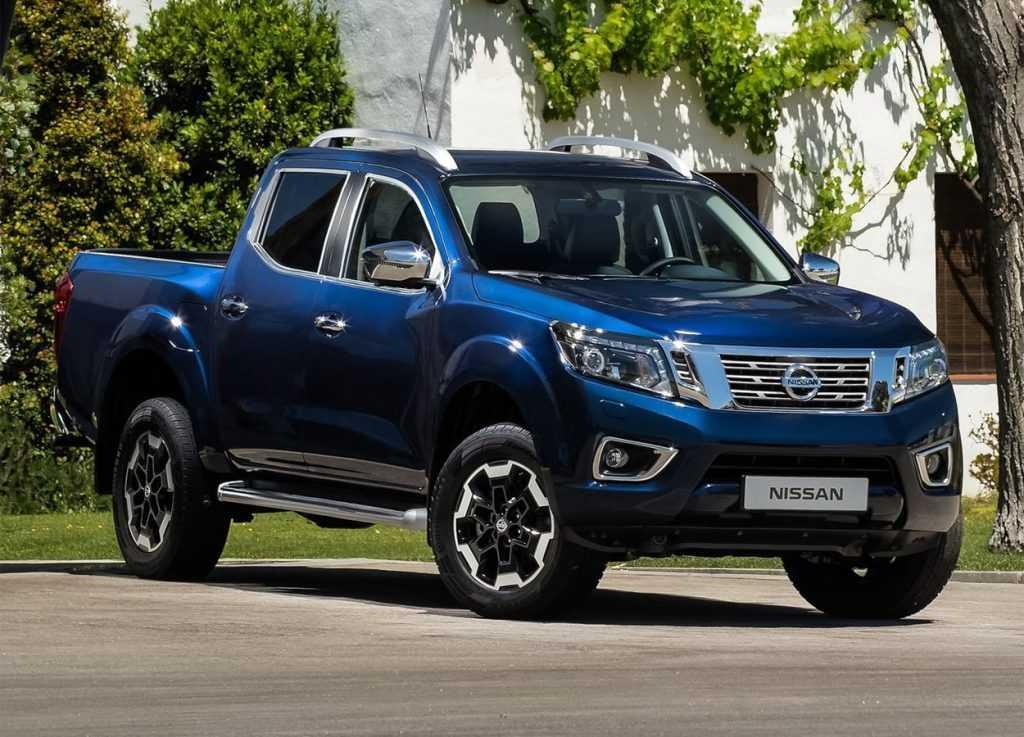 3848 Опис автомобіля Nissan Navara 2019 - 2020