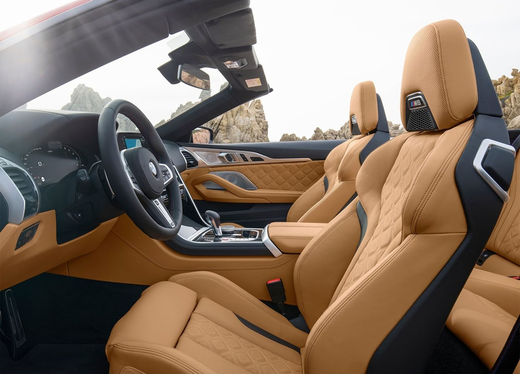 Опис автомобіля BMW M8 2019 – 2020