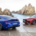 3829 Опис автомобіля BMW M8 2019 - 2020
