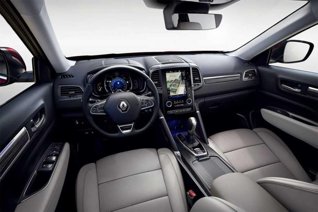 Опис автомобіля Renault Koleos 2019 – 2020