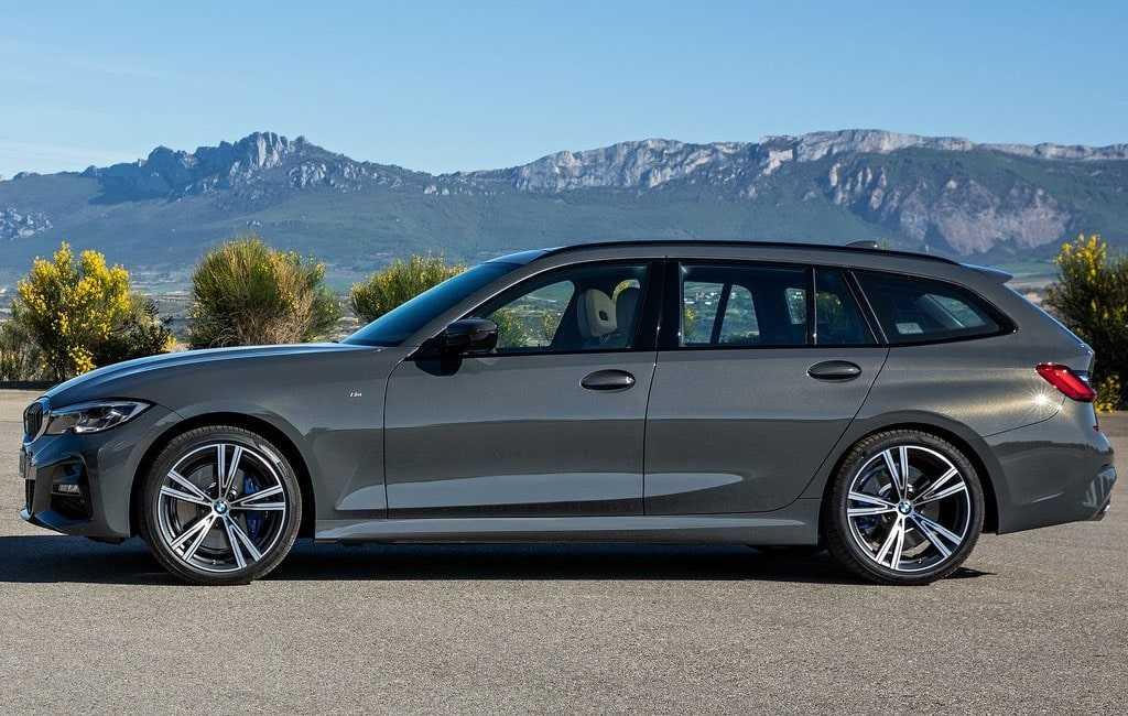 Опис автомобіля BMW 3-Series Touring G21 2019 – 2020