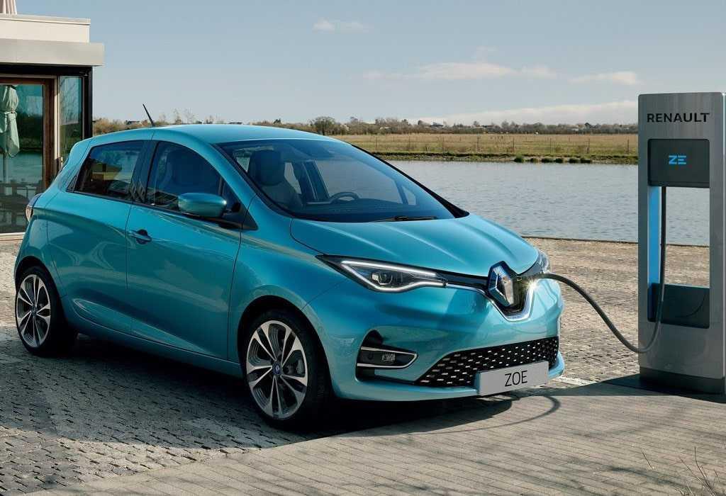 Опис автомобіля Renault ZOE 2019 – 2020