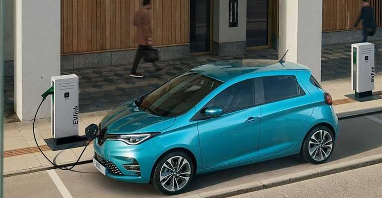 4200 Опис автомобіля Renault ZOE 2019 - 2020