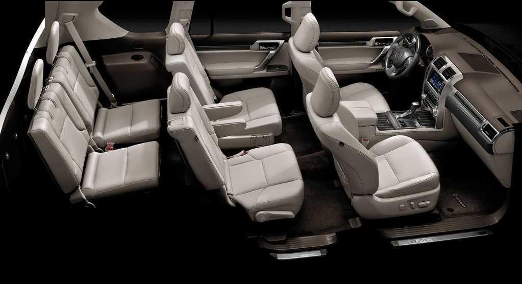 Опис автомобіля Lexus GX 2019 – 2020
