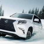4186 Опис автомобіля Lexus GX 2019 - 2020