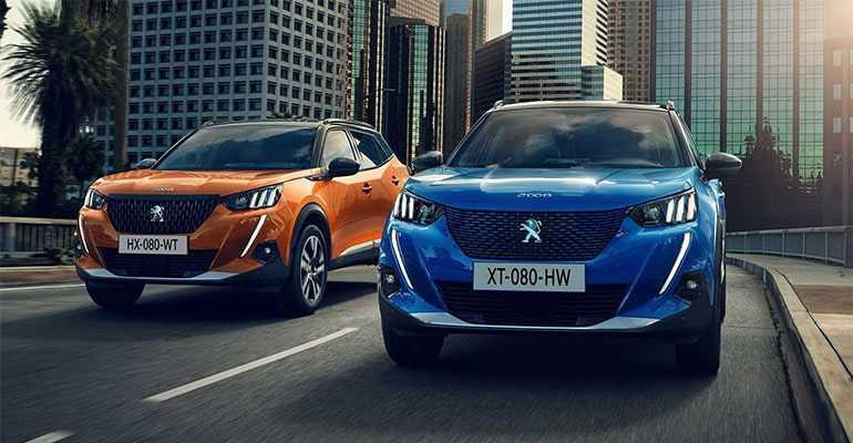 4178 Опис автомобіля Peugeot 2008 2019 - 2020