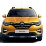 4155 Опис автомобіля Renault Triber 2019