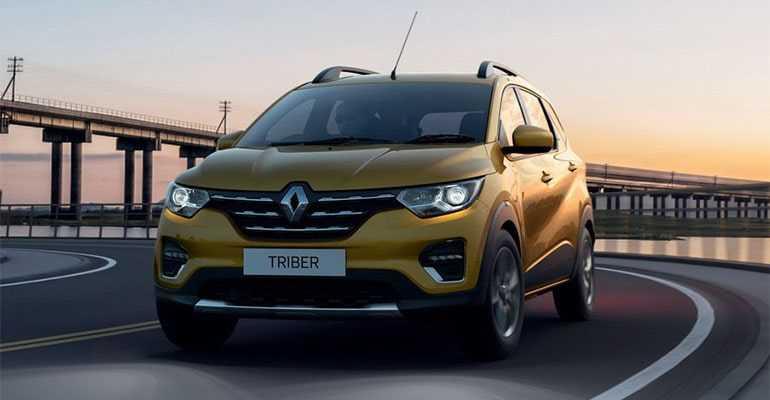 Опис автомобіля Renault Triber 2019