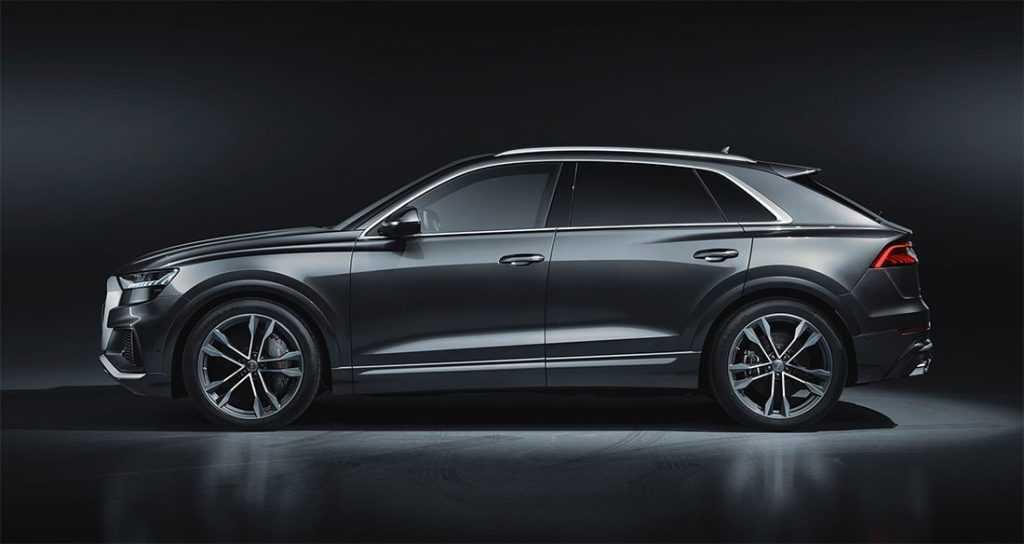 4134 Опис автомобіля Audi SQ8 2019