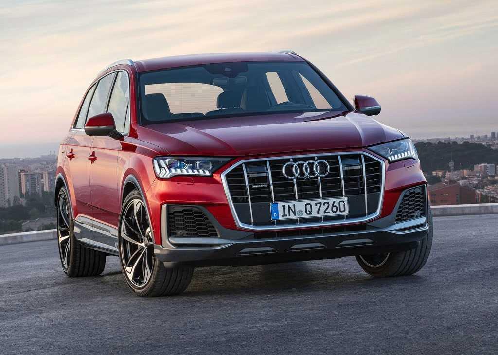 4109 Опис автомобіля Audi Q7 2019 - 2020