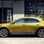 4091 Опис автомобіля Kia XCeed 2019 - 2020