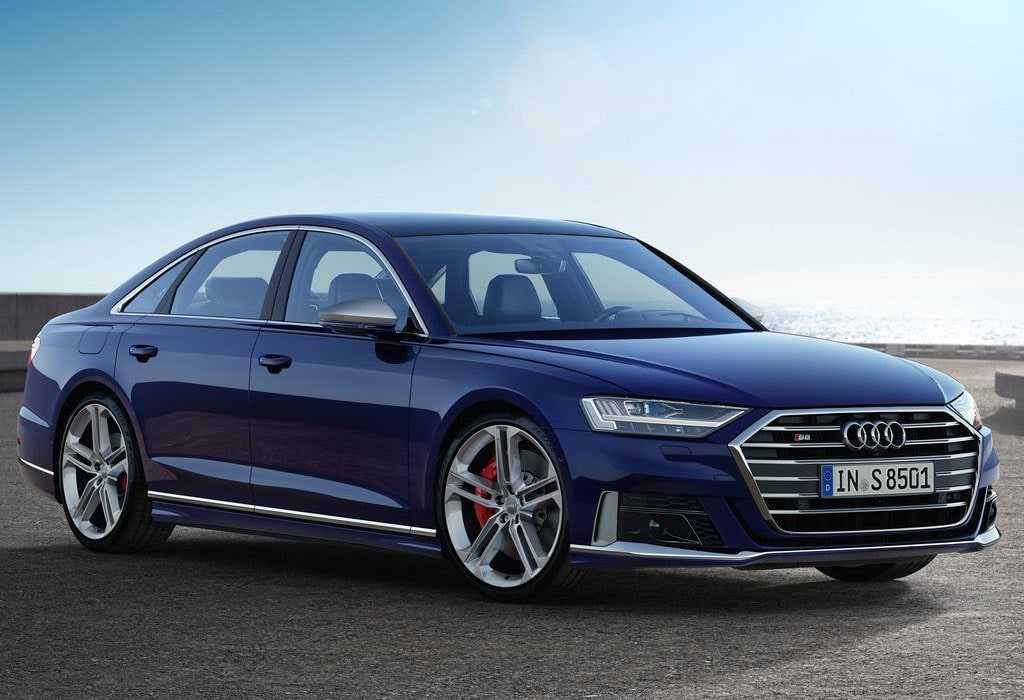 Опис автомобіля Audi S8 2019 – 2020