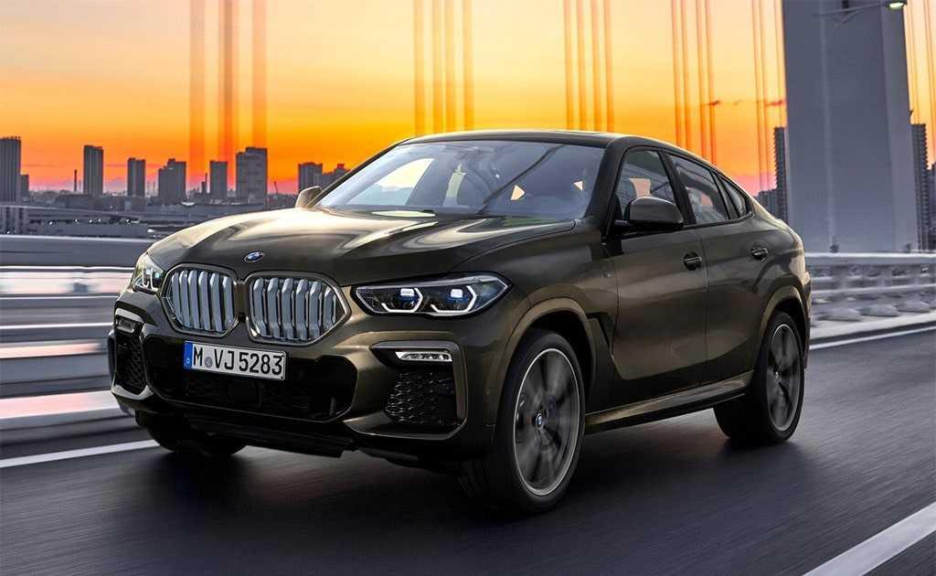 Опис автомобіля BMW X6 G06 2019 – 2020