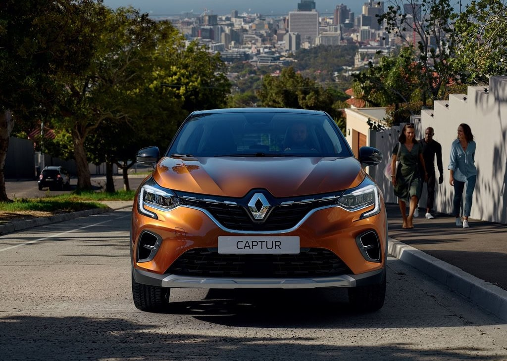 4320 Опис автомобіля Renault Captur 2019 - 2020