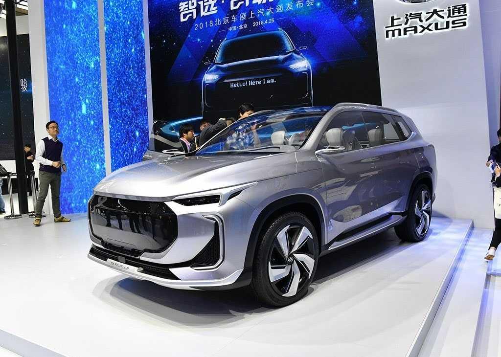 Опис автомобіля SAIC Maxus D60 2019