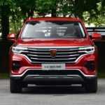 4272 Опис автомобіля Roewe RX5 Max 2019