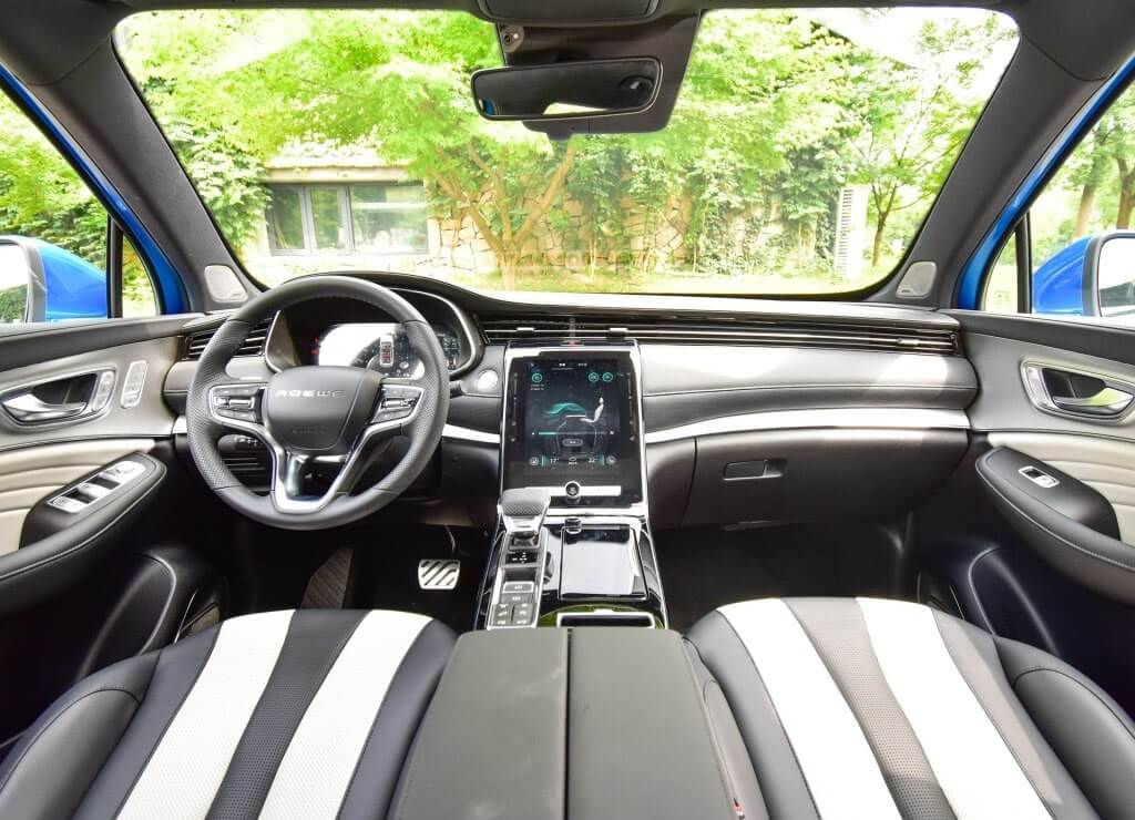 Опис автомобіля Roewe RX5 Max 2019