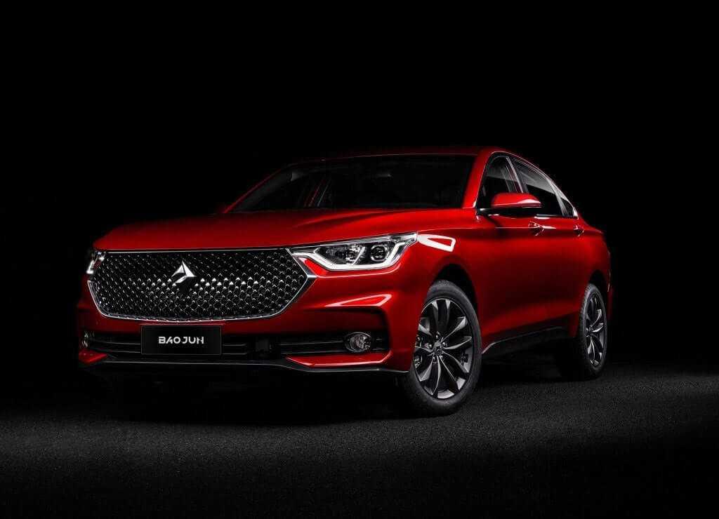 Опис автомобіля Baojun RC-6 2019 – 2020