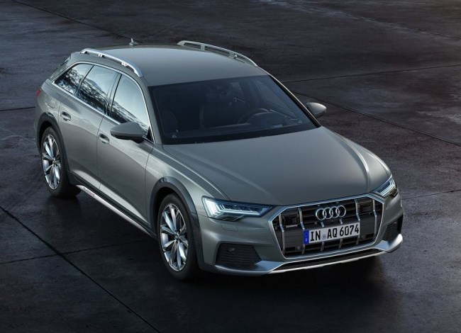 4428 Audi A6 Allroad: Потужний крос-універсал. Audi A6 allroad quattro