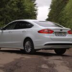 4395 Ford Mondeo: Back in USA. Ford Mondeo Sedan