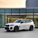 4409 Скажи «си-и-ыр!»: тест заряджених кросоверів BMW X3/X4 M Competition. BMW X4 M (F98)