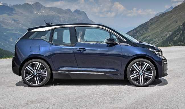 4436 BMW i3: электрический премиум. BMW i3 (I01)