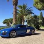 4466 Болид гражданской наружности: Audi R8. Audi R8 Coupe