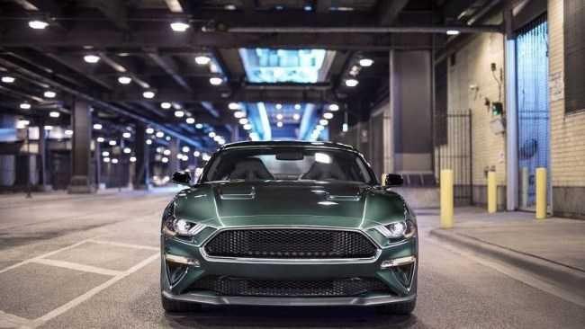 4472 Легендарный: Ford Mustang. Ford Mustang