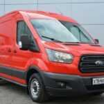 4514 Ford Transit: реальный фургон. Ford Transit
