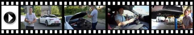 4506 Lexus LC 500h: спорткар на каждый день. Lexus LC 500h