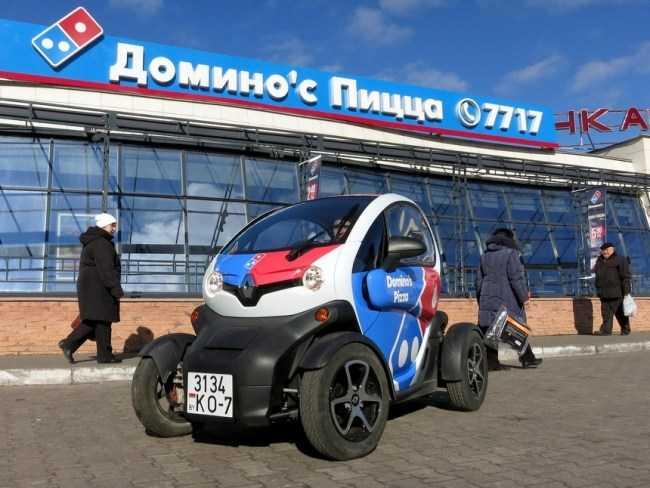 4496 Ценой в полтора Logan и расходом чуть более литра на сотню. Электрический Renault Twizy. Renault Twizy