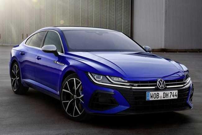 4530 Что из себя представляет новый Volkswagen Arteon. Volkswagen Arteon