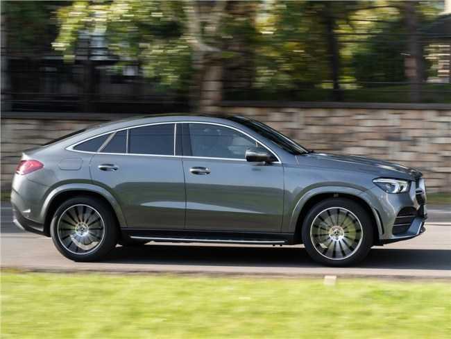 4561 Mercedes-Benz GLE Coupe - Многогранная обманчивость. Mercedes GLE-Class Coupe (C167)
