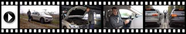 4593 Бензиново-дизельная драка: 3.0 TSI vs 3.0 TDI в Volkswagen Touareg. Volkswagen Touareg