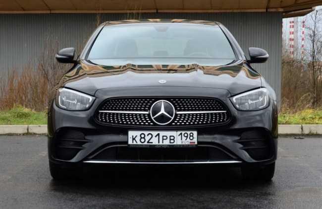 4597 Пыль в глаза: на чем сэкономили в Mercedes-Benz E-Class. Mercedes E-Class (W213)