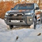 4611 Toyota HiLux – Простор для творчества. Toyota Hilux