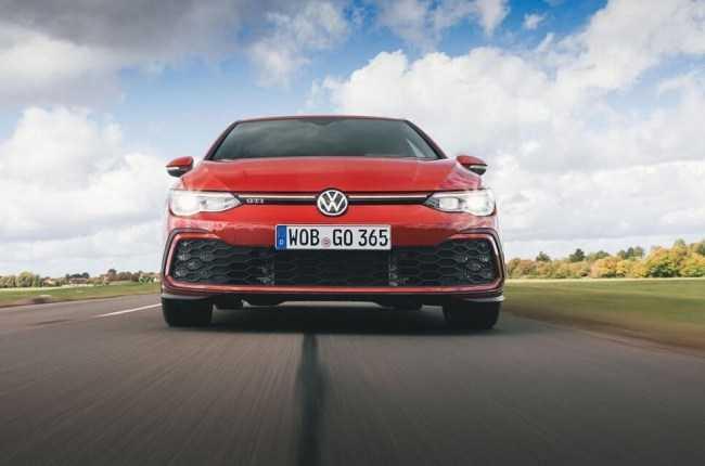 4613 VW Golf GTI VIII. Новый «горячий» хэтч. Volkswagen Golf GTI