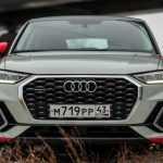 4615 AUDI Q3 Sportback: городской задира. Audi Q3 Sportback (F3)