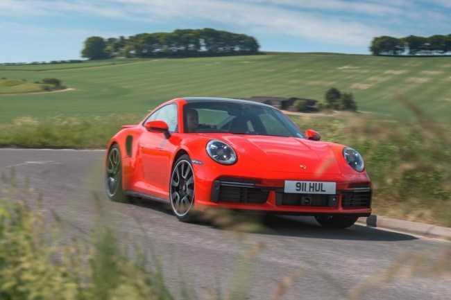 4629 Раньше «Турбы» были лучше. Тест Porsche 911 Turbo S. Porsche 911 Turbo (992)