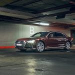 4665 Audi A8 - космический лайнер для земной суеты!. Audi A8 (D5/4N)