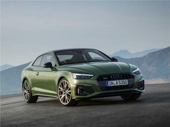 4681 Audi A5 – Ребра и лазеры Audi A5 – освежить и не испортить. Audi A5 Coupe (F5)