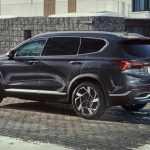 4679 Hyundai Santa Fe: он паркуется с кнопки! И детей баюкает!. Hyundai Santa Fe