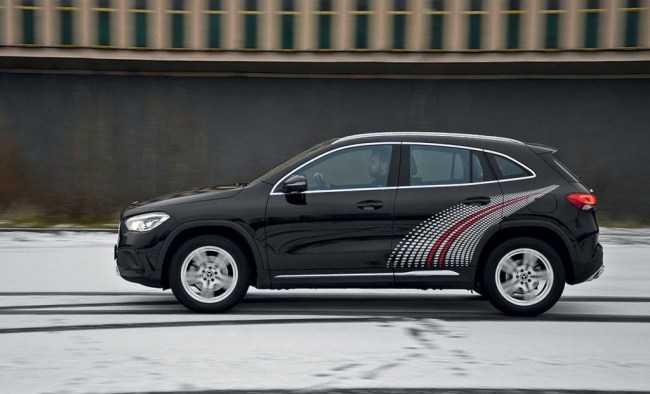 4675 Mercedes-Benz GLA: Провал или нет. Mercedes GLA-Class (H247)