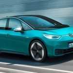 4687 Опоздавший, но крутой: первый тест электрохэтча Volkswagen ID.3. Volkswagen ID.3